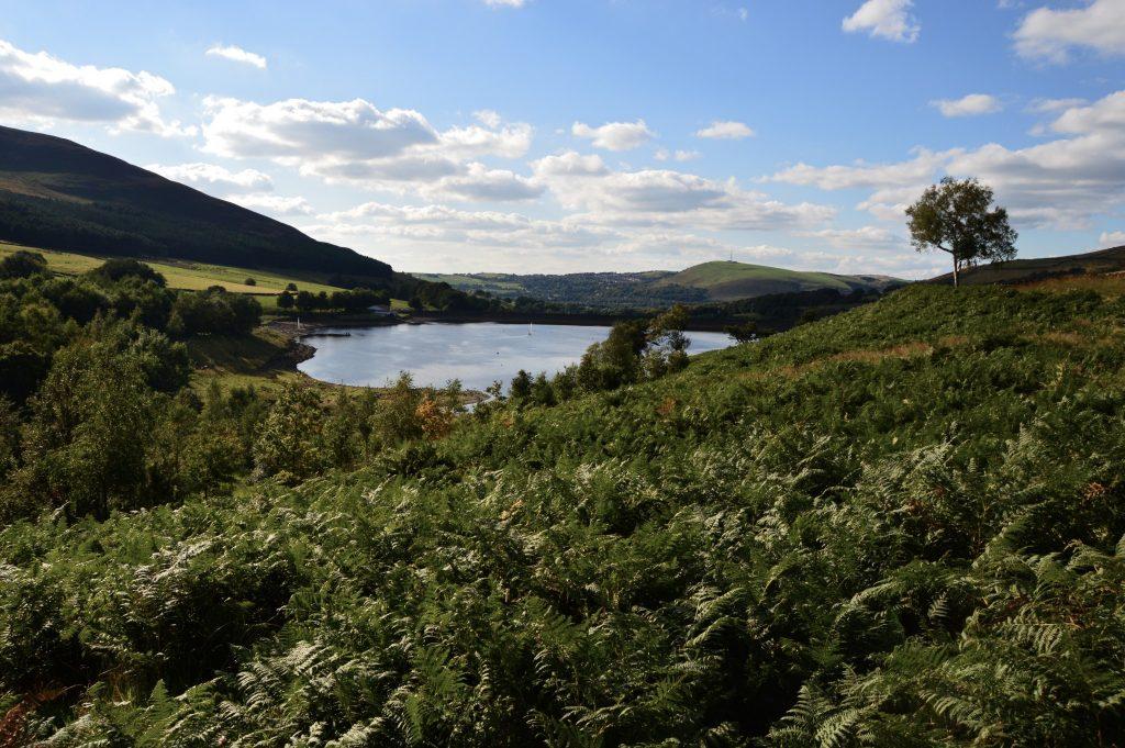 Dovestone Reservoir 2014 © Luchia Houghton