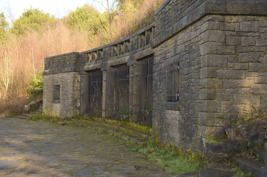 An Old Summer House Rivington Pike February 17 © Luchia Houghton