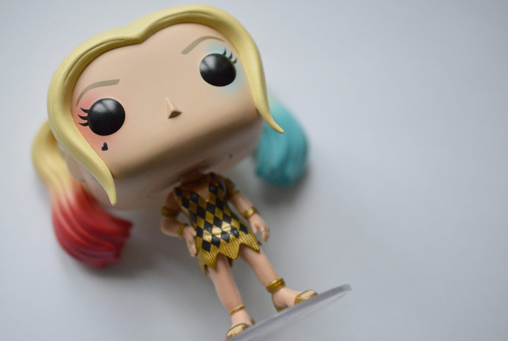 Harley Quinn February 17 © Luchia Houghton