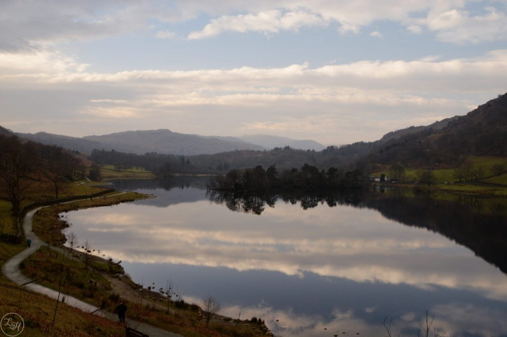Rydal Water 14th February 17 © Luchia Houghton