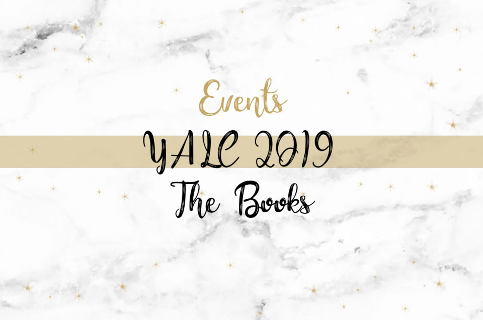 YALC 2019 | The Books